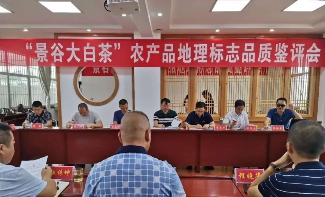"""""""景谷大白茶""""农产品地理标志通过现场核查和审定"""